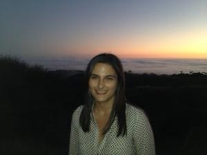 me in Malibu Nov 2012