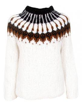 alc fair isle sweater
