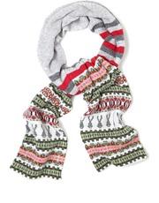Asos fair isle scarf