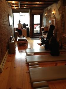 Plank Pilates interior 3