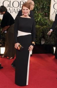 Julianne Moore golden globes 2013
