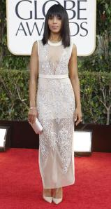 Kerry Washington golden globes 2013