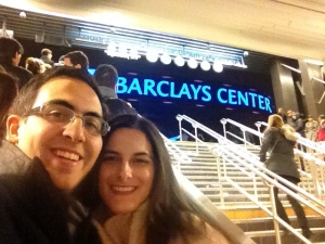 Mario and I Barclays Center