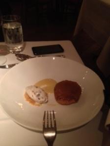 Gramercy Tavern apple tarte tartin