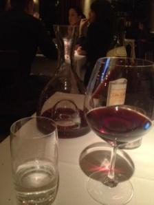 Gramercy Tavern red wine