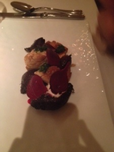 Gramercy Tavern sweetbreads