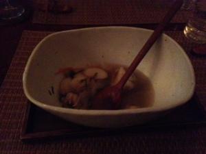 Hangawi vegetarian dumplings