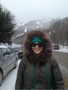 Me at Whiteface Mountain