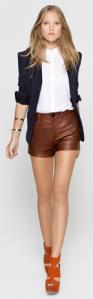 A.L.C. shorts suit