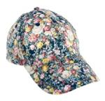 Asos pieces greta floral cap
