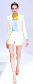 Carven shorts suit