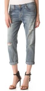 Current:Elliot the boyfriend cropped jeans