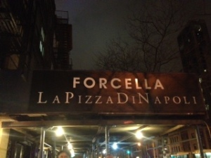Forcella sign