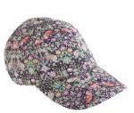 J. Crew liberty floral baseball cap