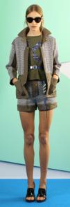 Kenzo shorts suit