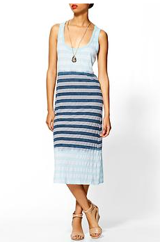 Michael Stars Horizon midi dress