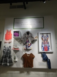 Piperlime Soho wall display