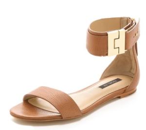 Rachel Zoe Gladys flat sandal