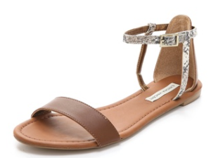 Twelfth St by Cynthia Vincent Frida flat sandals