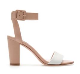 Zara mid heel sandal