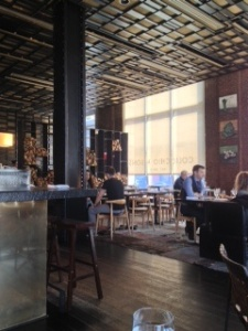 Colicchio & Sons interior