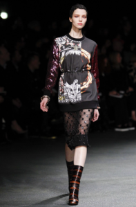 Givenchy printed sweathshirt