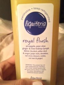 Liquiteria royal flush