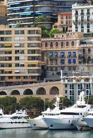 Monte Carlo, Monaco boats