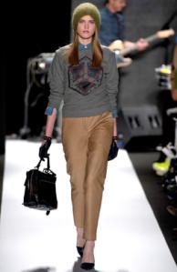 Rebecca Minkoff printed sweatshirt