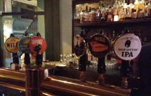 Rye House bar
