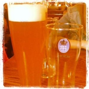 Bierhaus beer