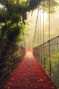 Costa Rica bridge