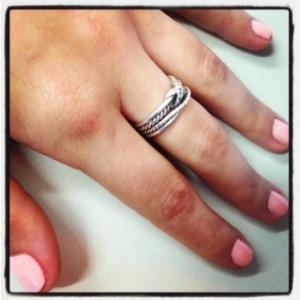 Essie A Crewed Interest manicure