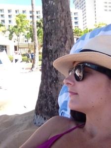 me in the J. Crew panama hat in Puerto Rico
